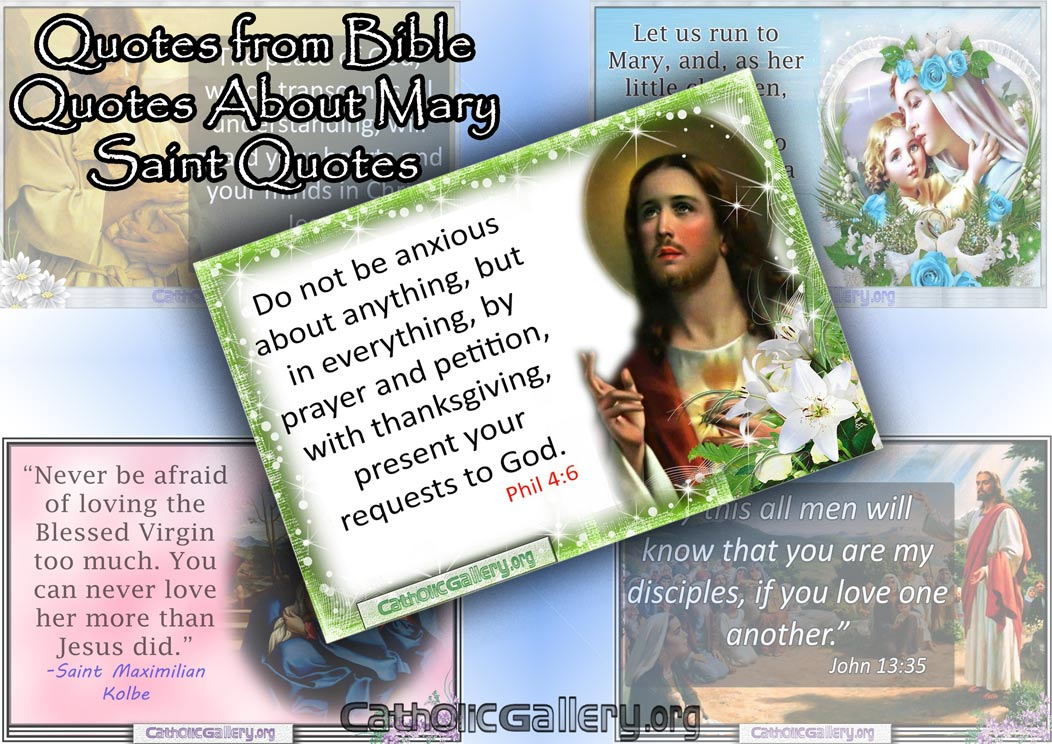 Jesus Quotes - Catholic Gallery