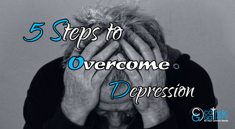 Depression steps to overcome 10 tips