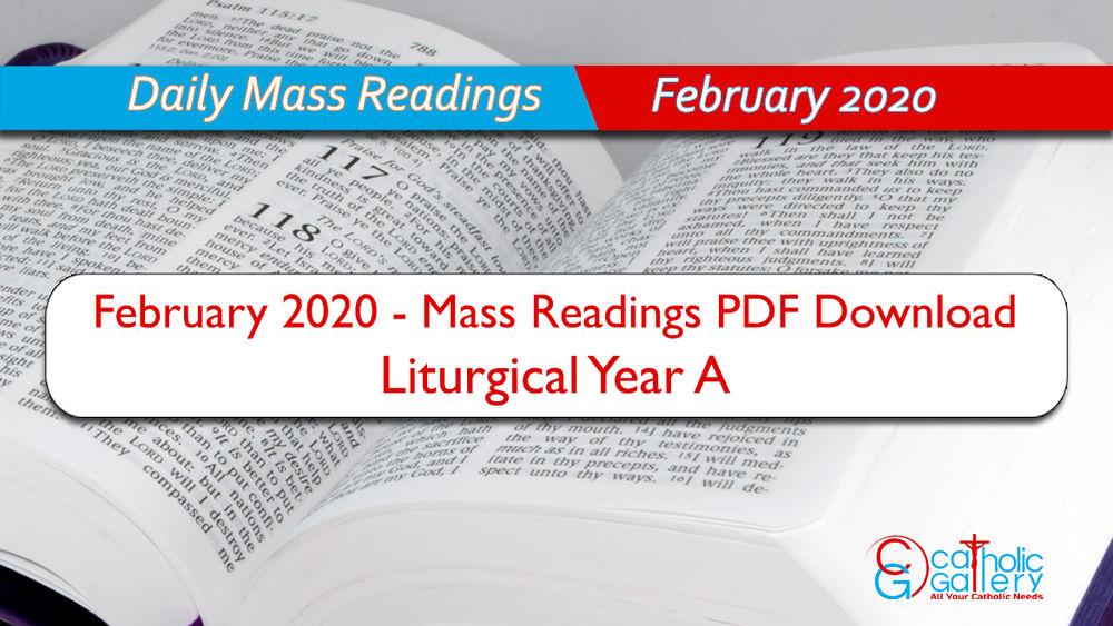 tuesday 4 february 2020 19